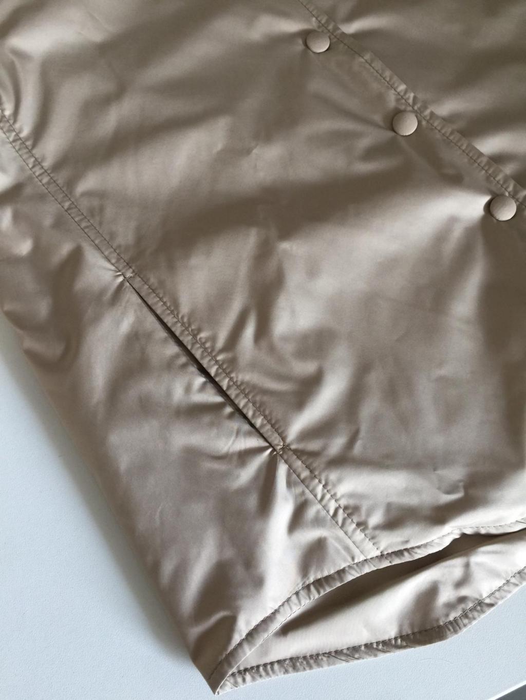 Giacca camicia femminile in nylon primaverile. Cod. ZW5789