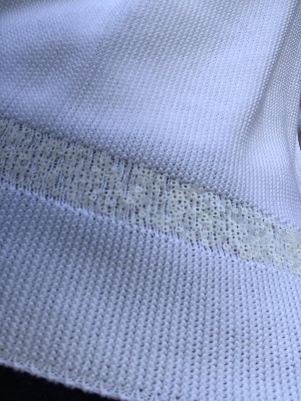 Maglia mod. S215101, girocollo punto riso in cotone.