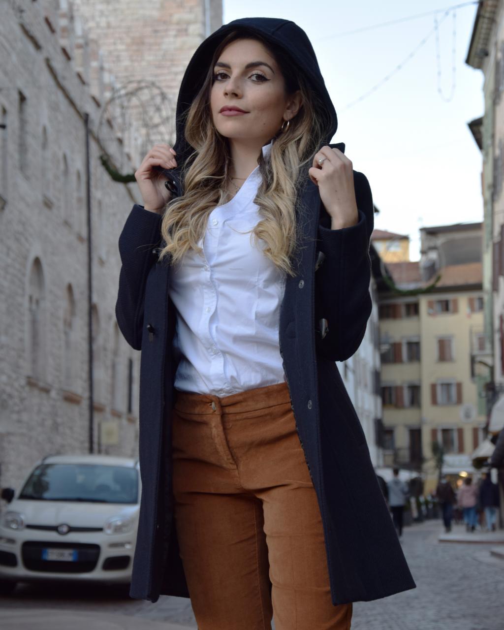 Cappotto Meronicitywear mod. DOREDO